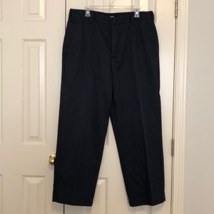 IZOD navy dress pants